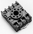 97 Series Octal Relay Socket - DPDT